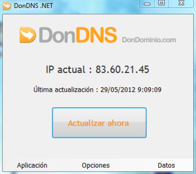 DonDNS NET