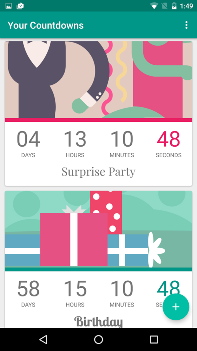 Countdown by timeanddate.com