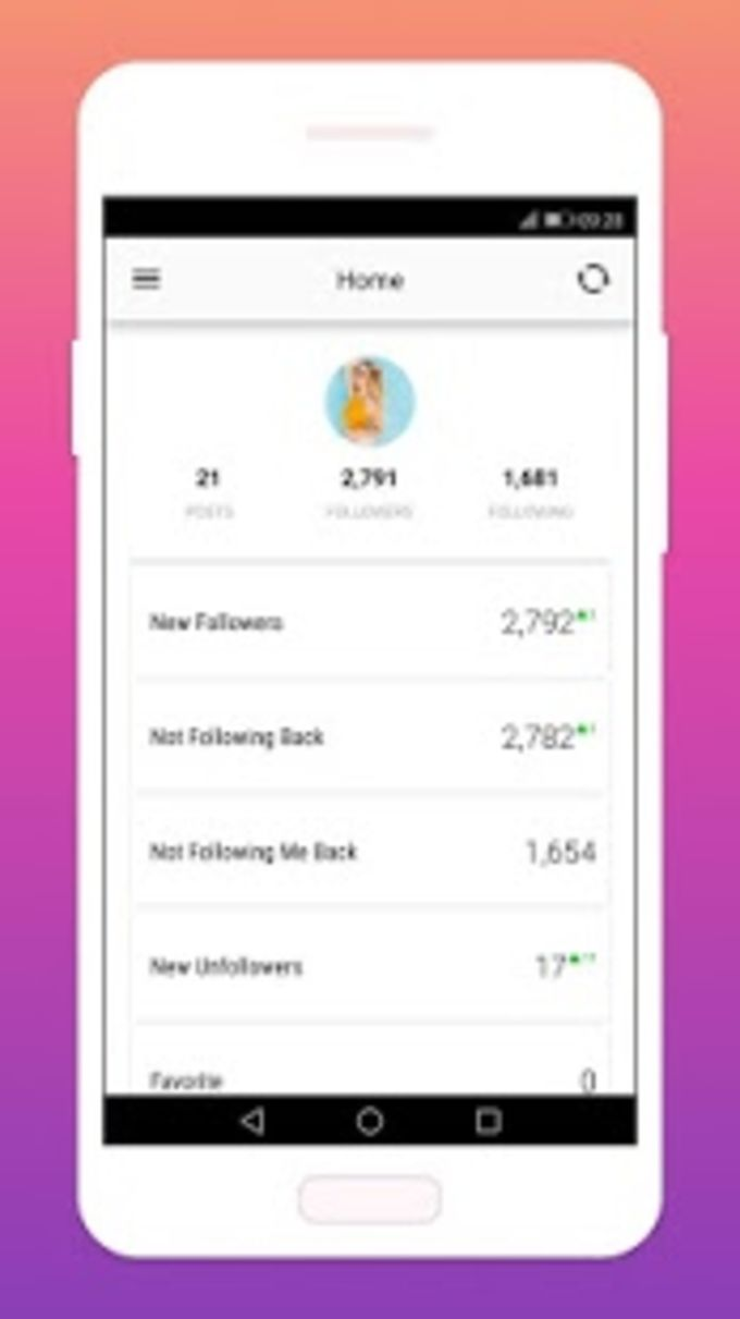 Follow Insights - Get More Real Followers & Likes