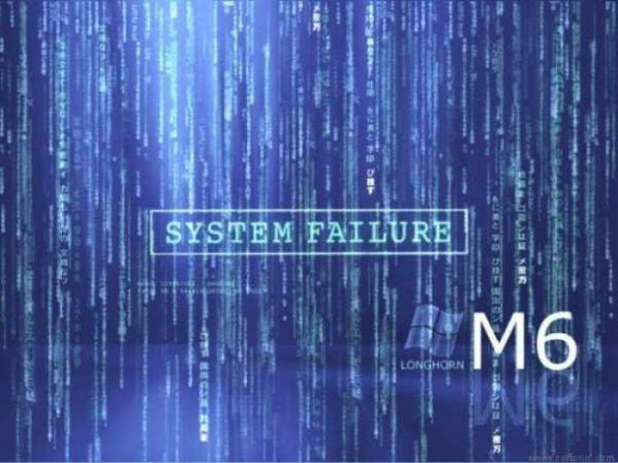 Longhorn System Failure