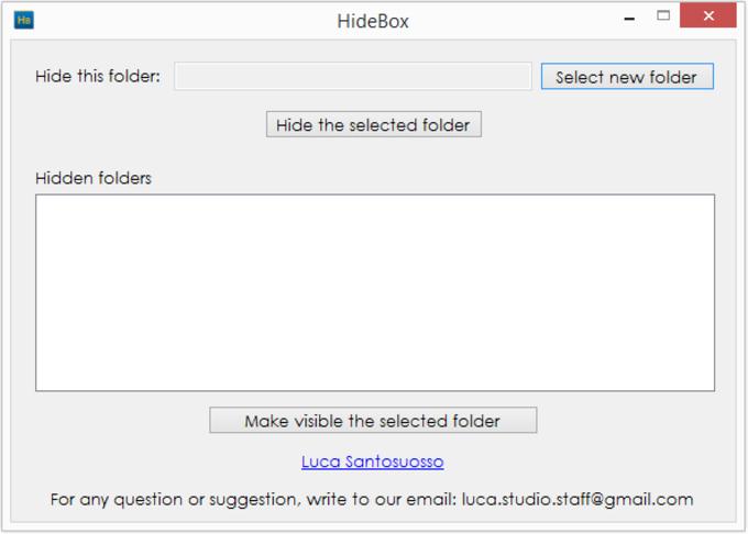HideBox