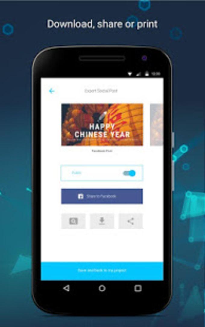 Social Post Maker for Facebook Instagram  More