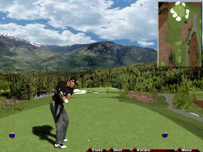 Links Course Challenge - Chateau Whistler Edition