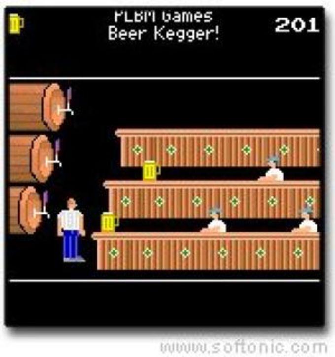 Beer Kegger