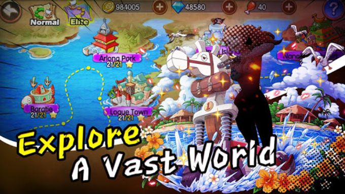 Download Sunny Pirates Going Merry Adventure Apk For Android