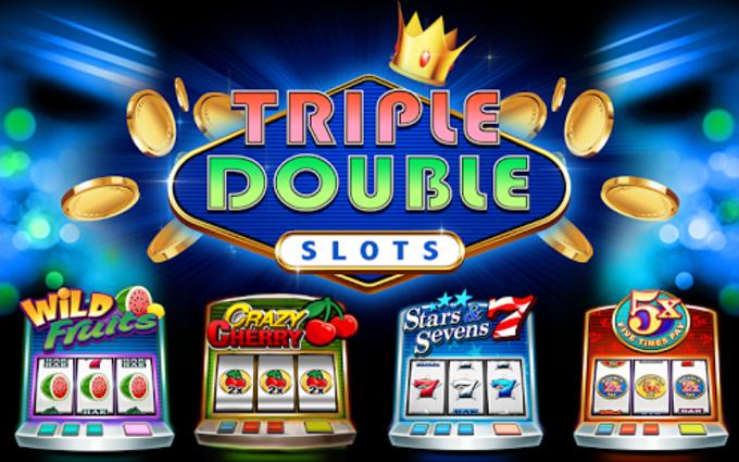Triple Double Slots Free Slots