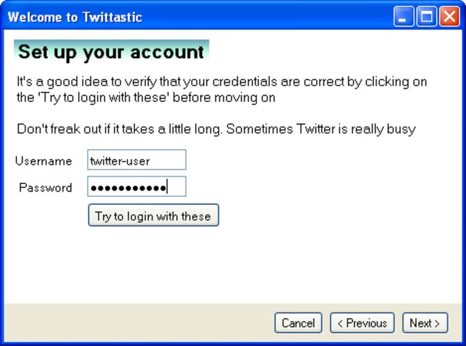 Twittastic