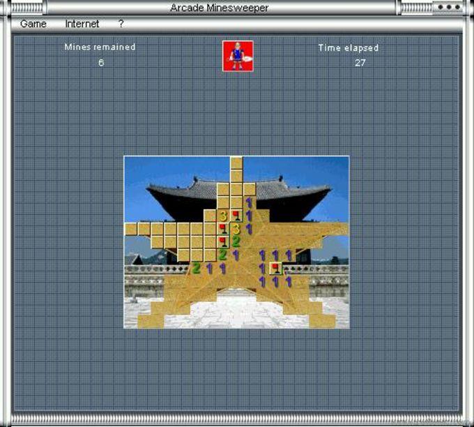 Arcade Minesweeper