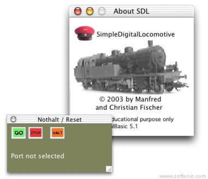 SimpleDigitalLocomotive
