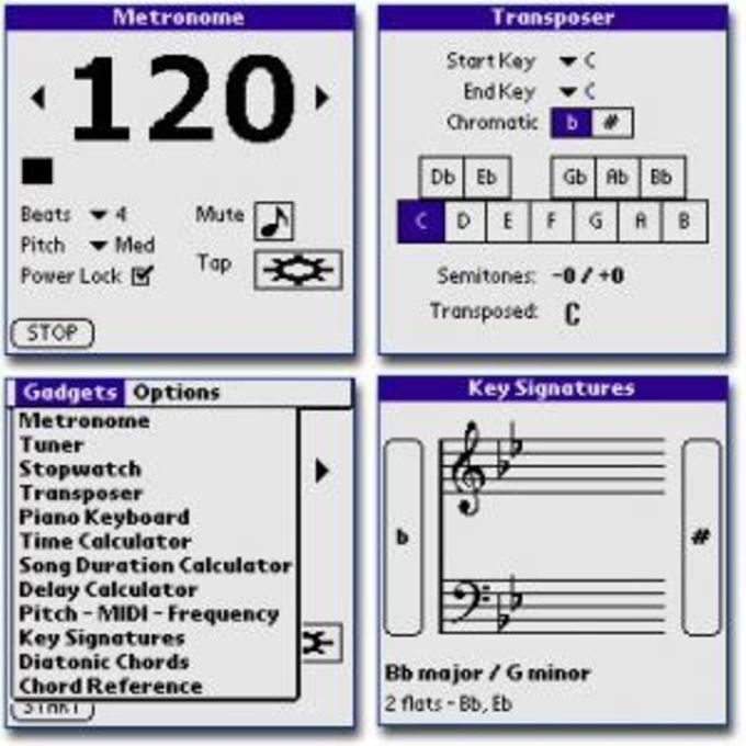 Music Gadgets