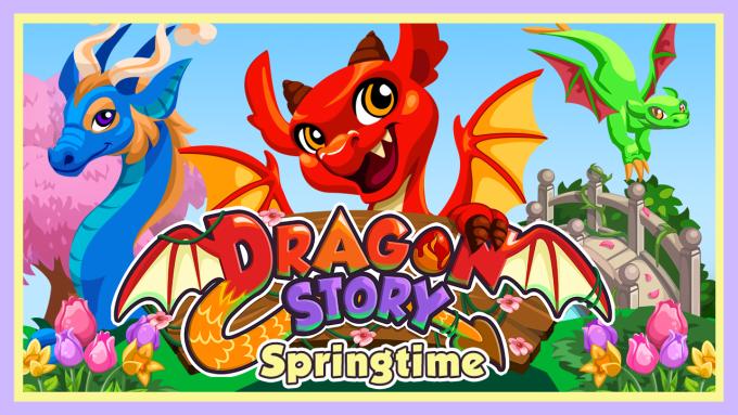 Dragon Story: Springtime