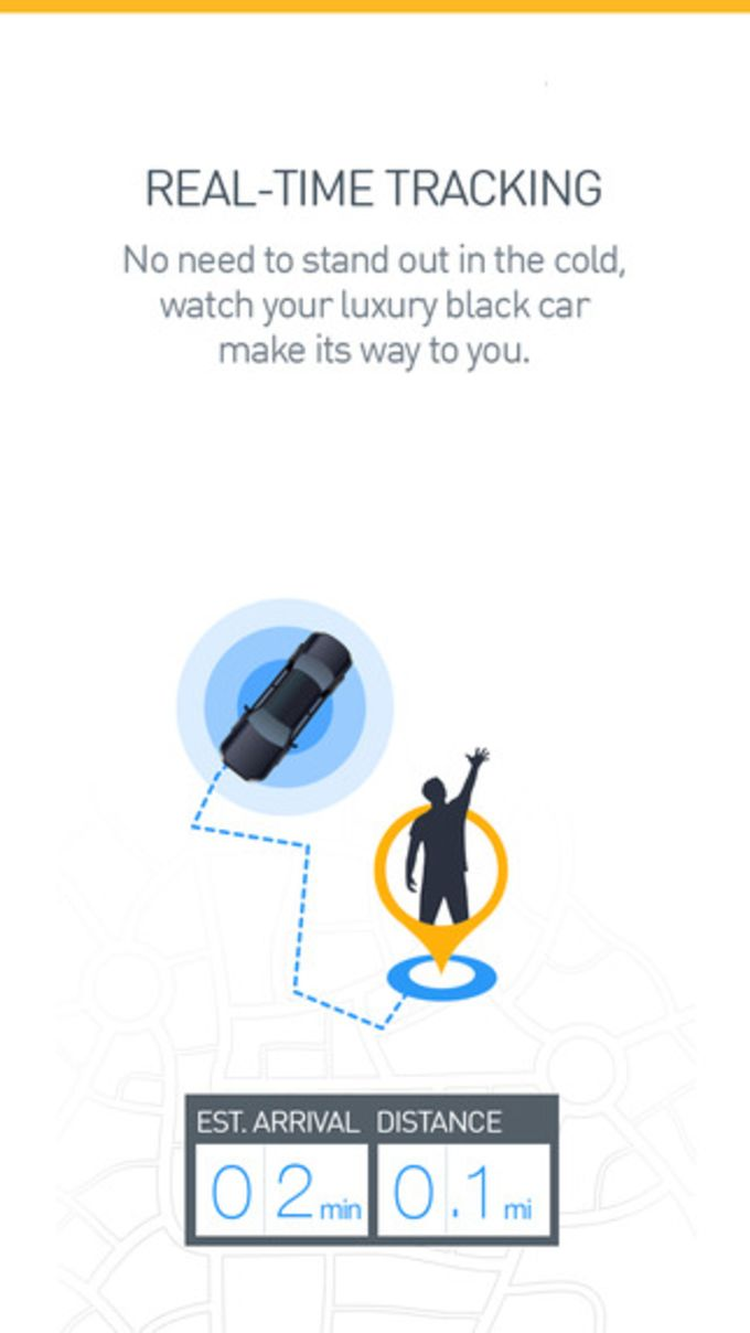 Gett Gettaxi Nyc Black Car Service Taxi App For Iphone Download