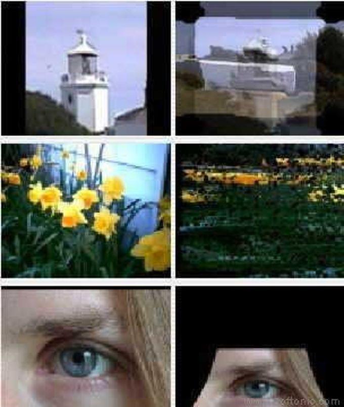 Distort and Morph iMovie Plugin Pack
