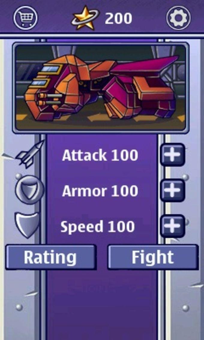 Spaceship Quest - Win a Battle