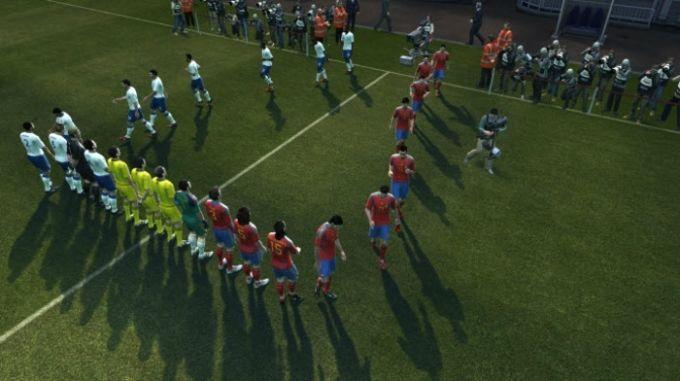 Pro Evolution Soccer 2012 Patch