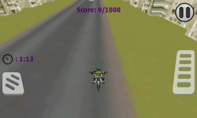 Moto Driver - Fast Road Thrill 3D