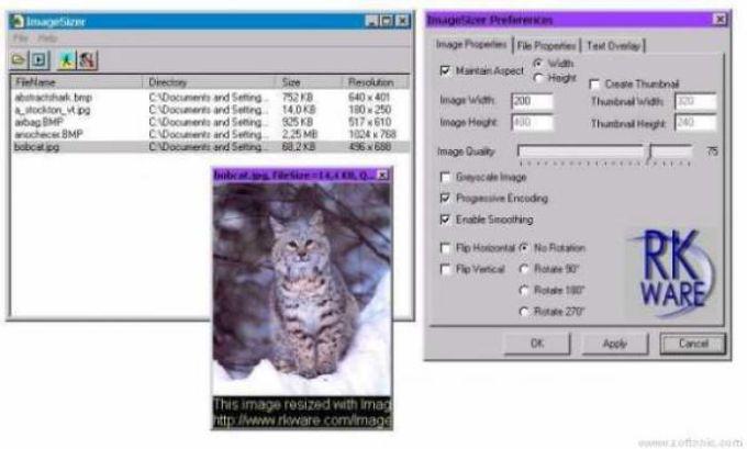 RKWare ImageSizer