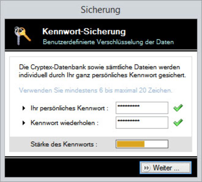 Cryptex - Extended Premium Edition