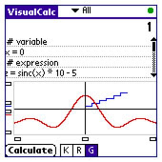 VisualCalc