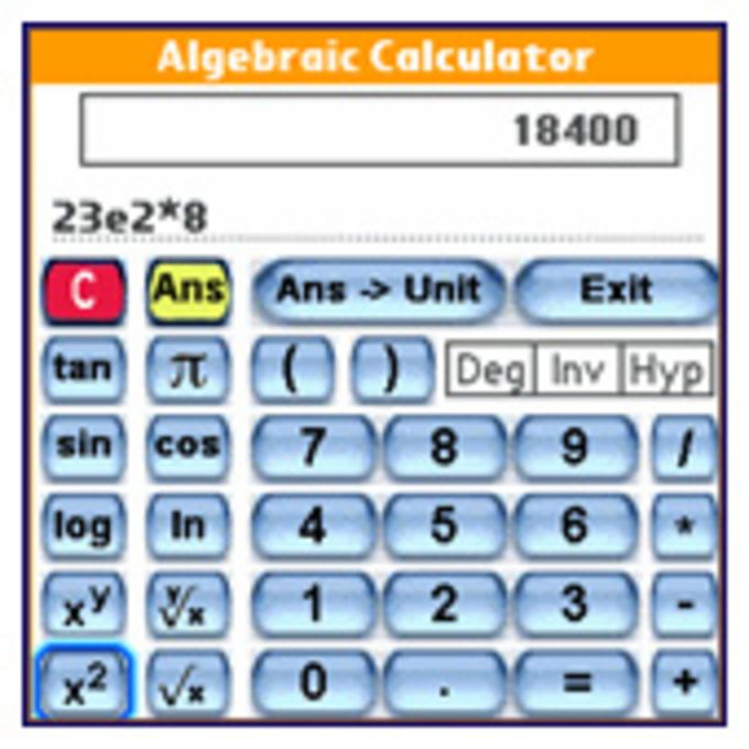 Unit Converter & Sci-Calculator