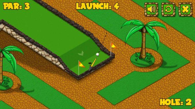 Mini Golf!