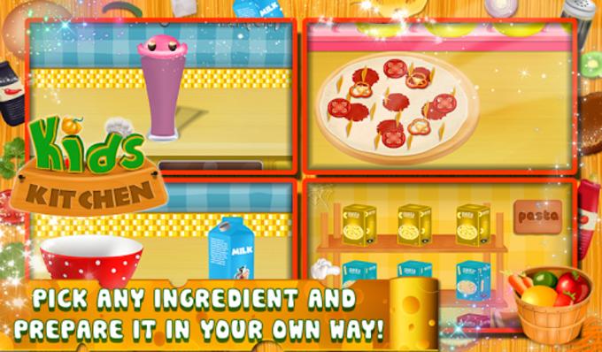 Niños Cocina - Juego de cocina