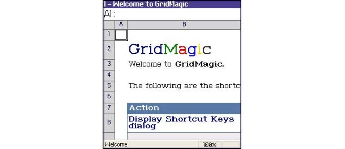 GridMagic Community Edition