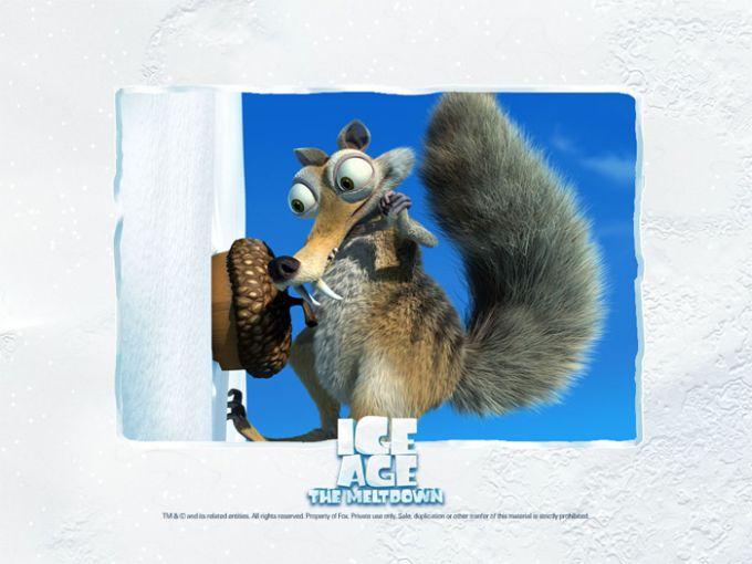 Screensaver Ice Age 2