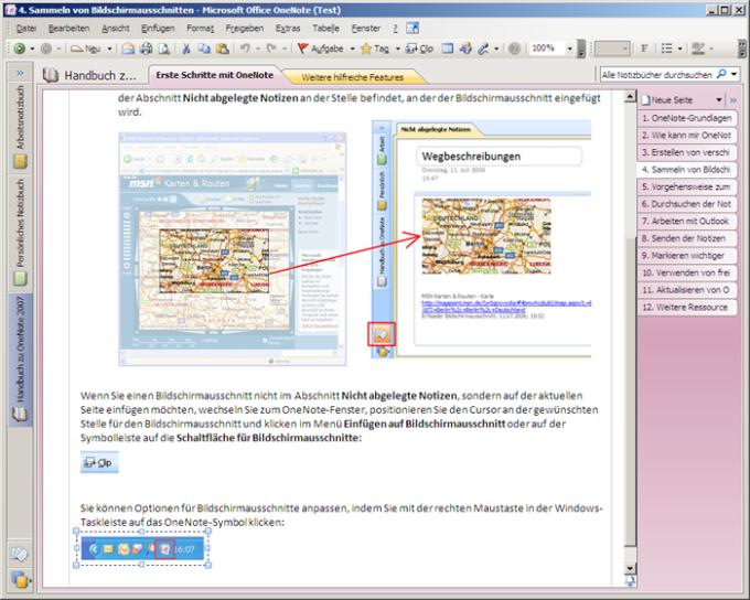 Microsoft Office OneNote 2007