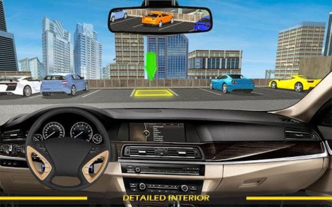 Street Car Parking 3D
