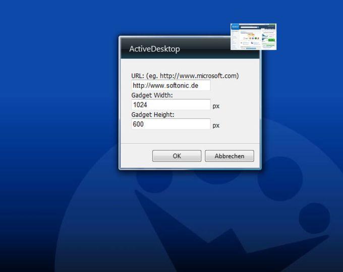 ActiveDesktop