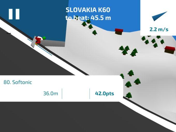 Ski Jump