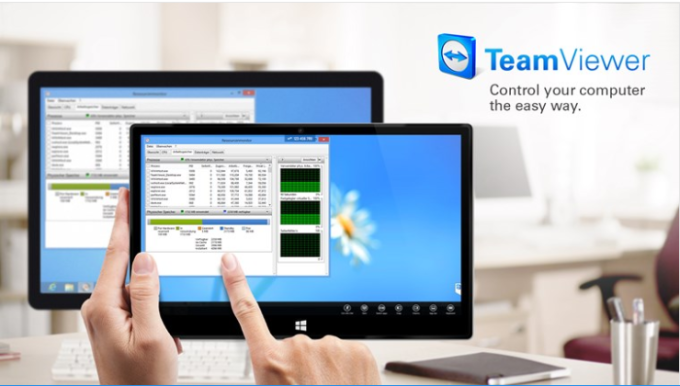 TeamViewer Touch