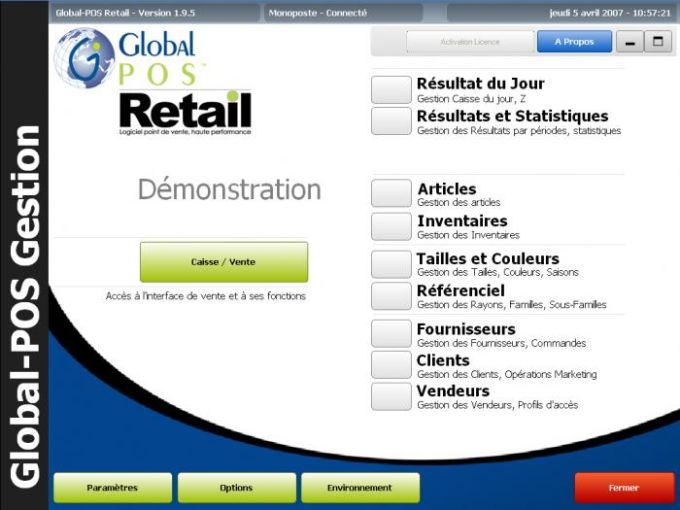 GlobalPOS Retail
