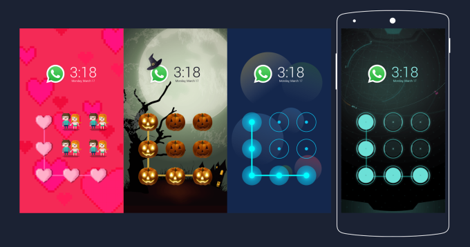 AppLock Theme Halloween