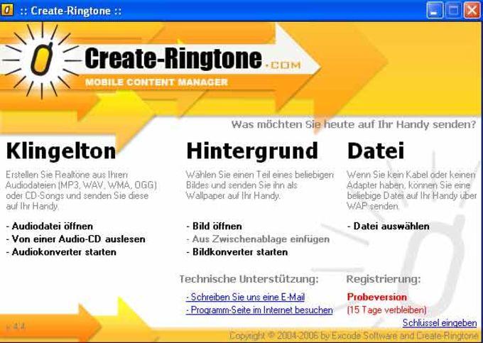Create-Ringtone