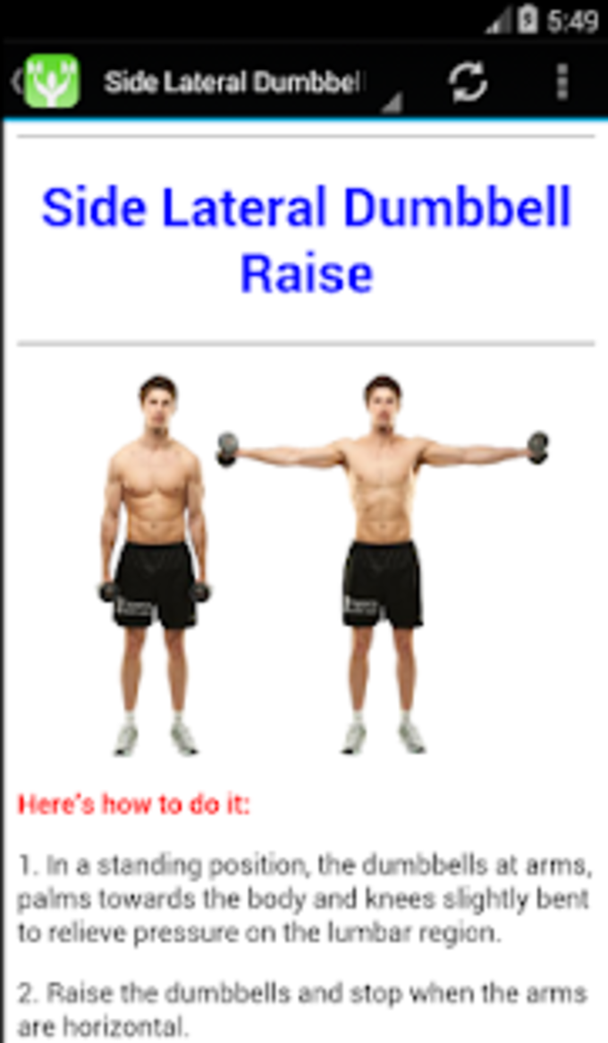 Best Shoulders Workout