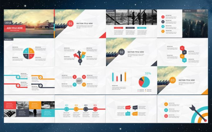 Templates for PowerPoint - Free