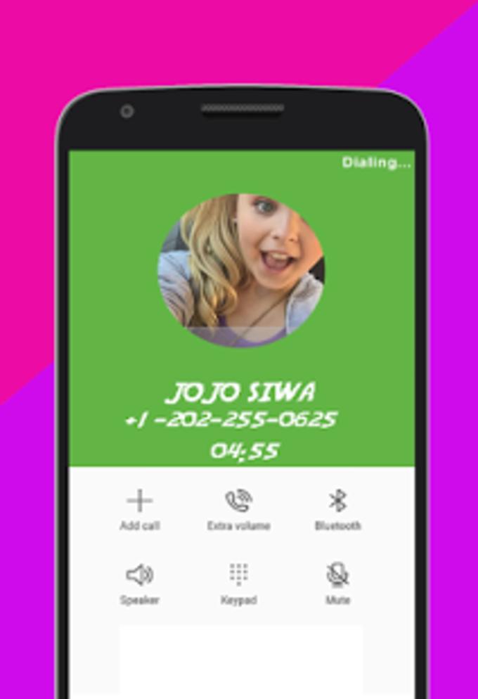 New Real Video Call From JoJo Siwa
