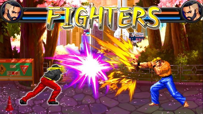 Street Fighter - Shadow Fight