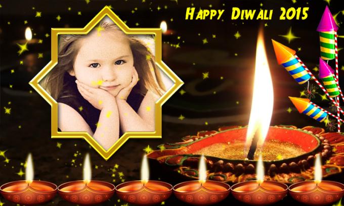 Diwali Photo Frames HD