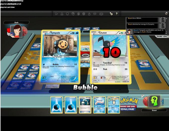 Pokemon Trading Card Game Online