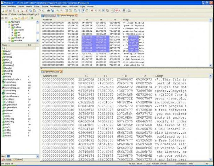 Notepad++ Plugins