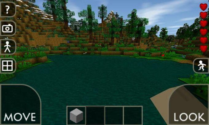 Survivalcraft DEMO Für Android Download - Minecraft demoversion spielen