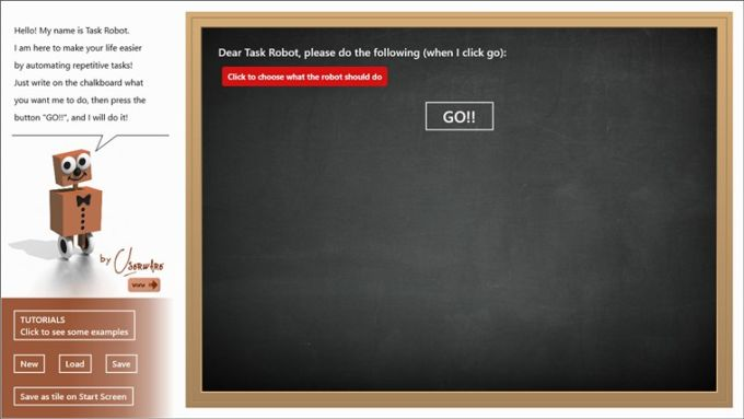 Task Robot for Windows 10