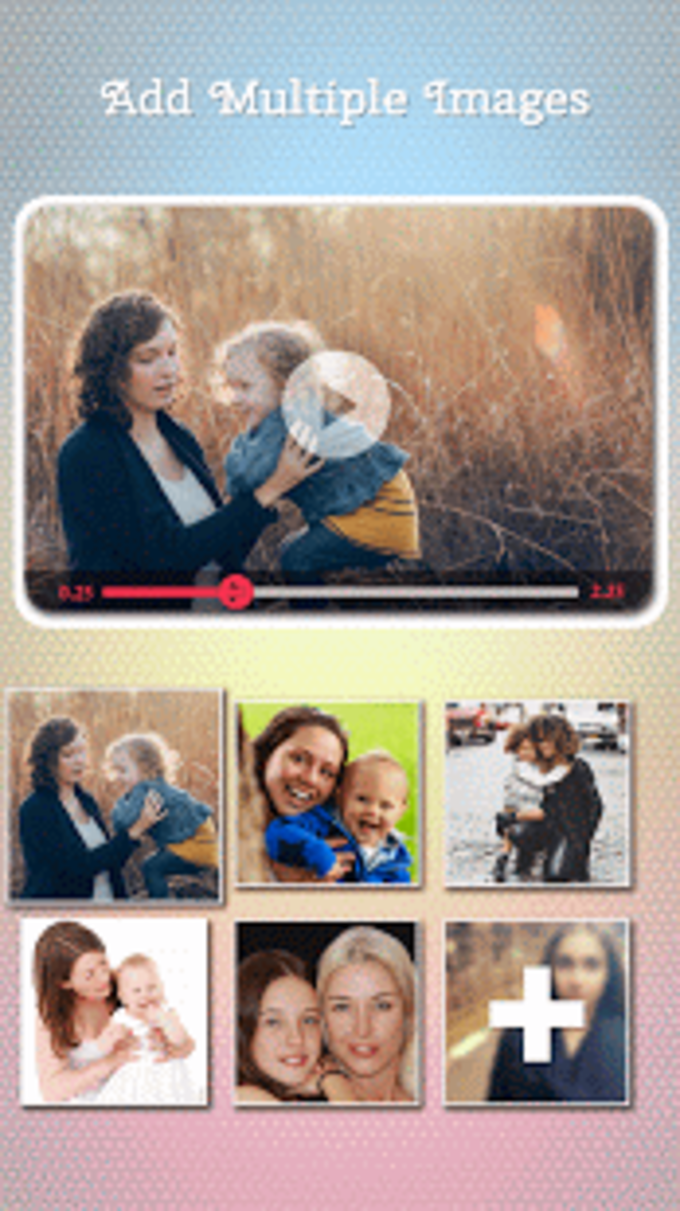 Mother's Day Video Maker 2017