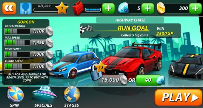 On The Run 3d For Android Download