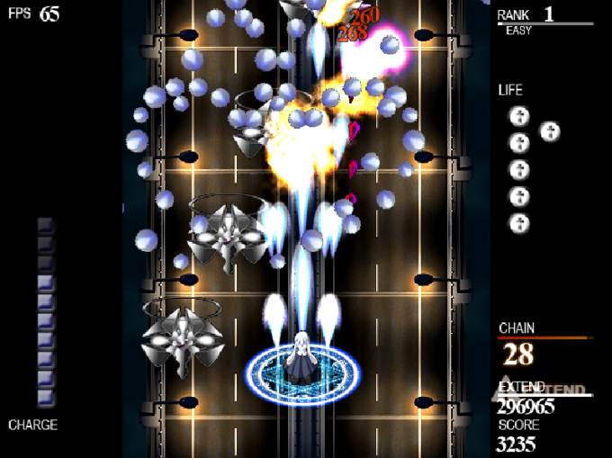 eXceed 2nd – Vampire REX