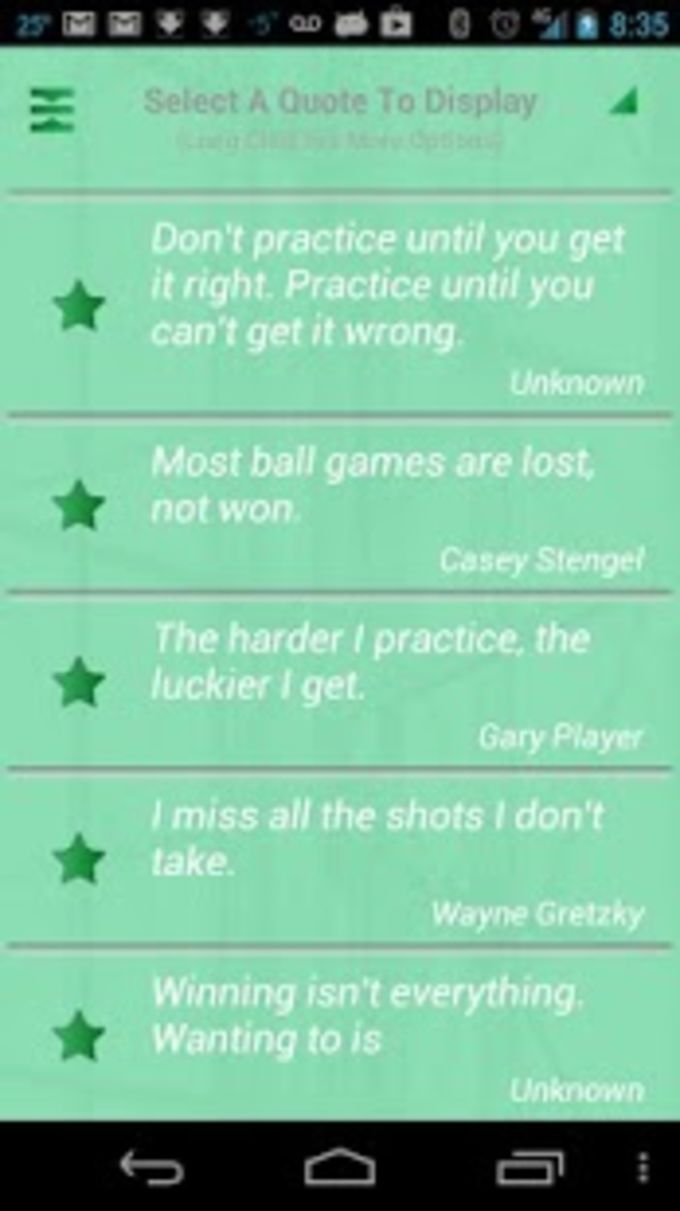 Athletes Quotes Pro