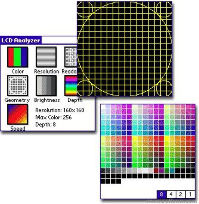 LCD Analyzer